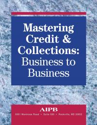 Mastering Credit & Collections book - AIPB